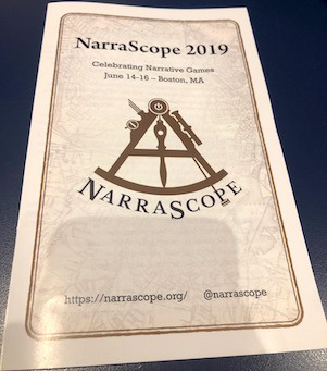 Narrascope Program